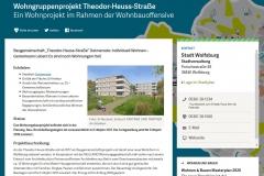 Beratung Stadt Wolfsburg