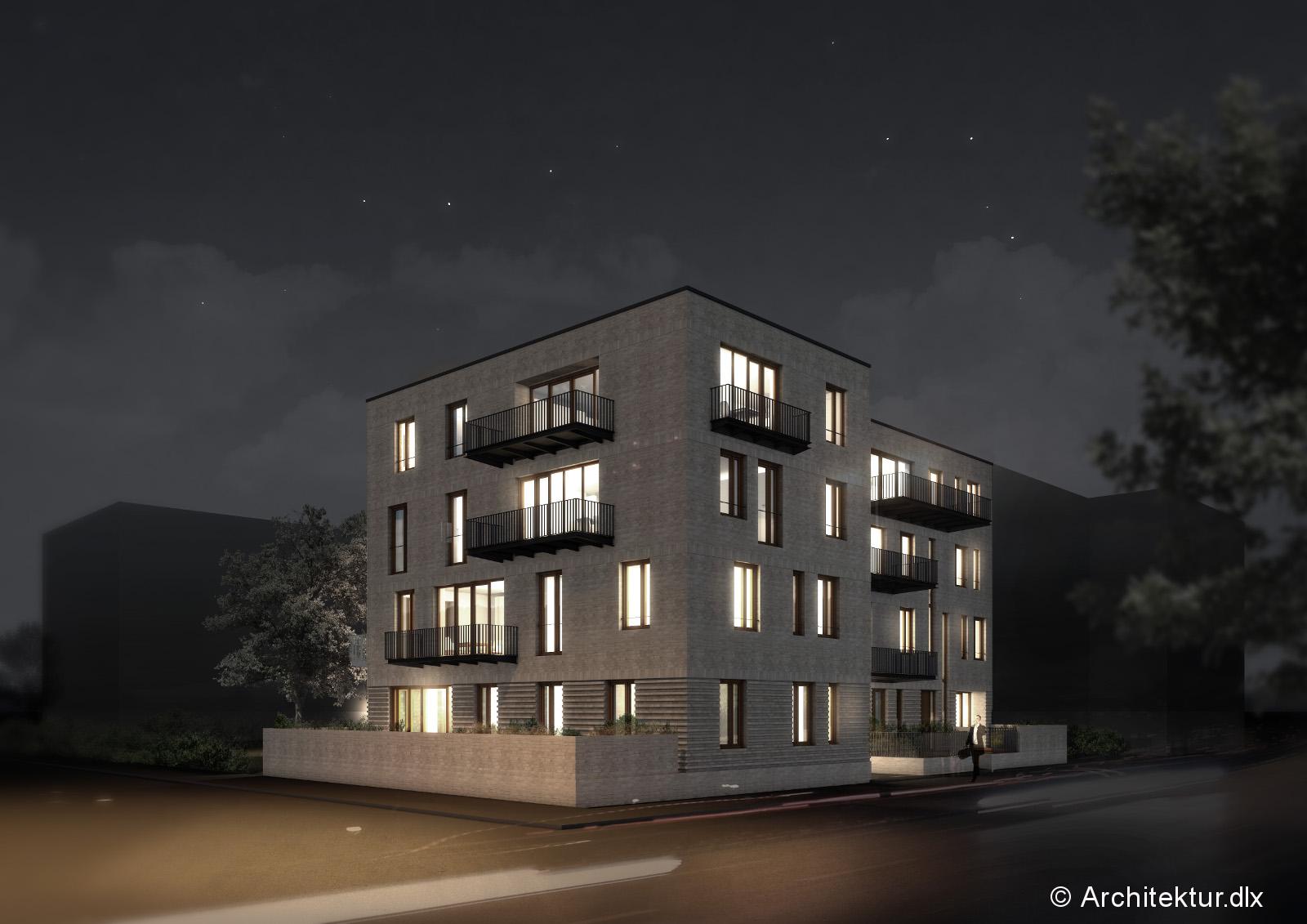 Köln - Clouth9 - Architektur