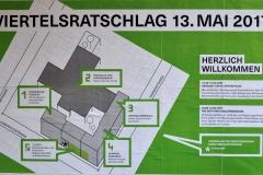 Krefeld - Alte Samtweberei - Modell